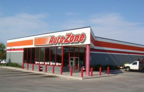 AutoZone, Dallas TX
